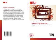 Portada del libro de Brigitte Fassbaender