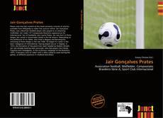 Portada del libro de Jair Gonçalves Prates