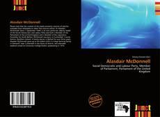 Обложка Alasdair McDonnell