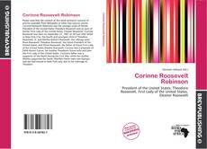 Bookcover of Corinne Roosevelt Robinson