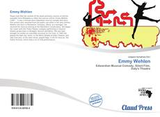 Bookcover of Emmy Wehlen