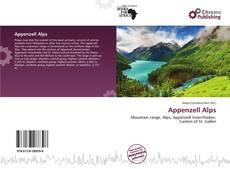 Copertina di Appenzell Alps