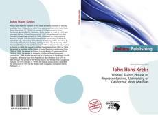 Bookcover of John Hans Krebs