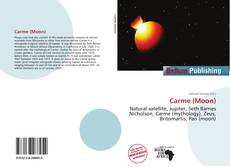 Bookcover of Carme (Moon)