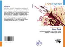 Erna Sack的封面