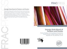 Bookcover of Georgia State Board of Pardons and Paroles