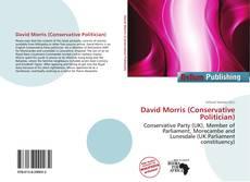 Bookcover of David Morris (Conservative Politician)