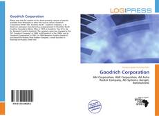 Goodrich Corporation kitap kapağı