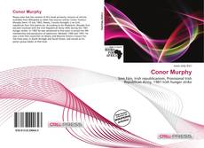 Bookcover of Conor Murphy