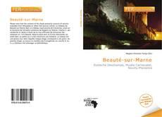 Buchcover von Beauté-sur-Marne