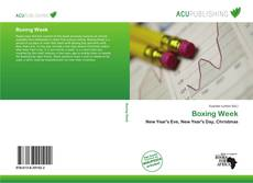 Bookcover of Boxing Week