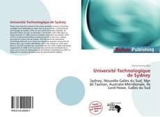 Bookcover of Université Technologique de Sydney