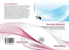 Обложка Hercules Robinson