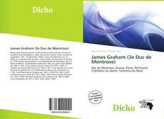 Bookcover of James Graham (3eDuc de Montrose)
