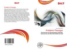 Bookcover of Frédéric Thesiger