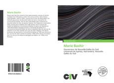 Capa do livro de Marie Bashir