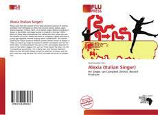 Capa do livro de Alexia (Italian Singer)