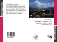 Bookcover of Histoire de Lectoure