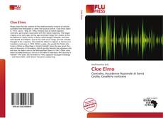 Bookcover of Cloe Elmo