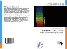 Couverture de Margherita Durastanti
