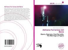 Bookcover of Adriana Ferrarese del Bene