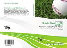 Bookcover of Charlie Gibson (1920s Catcher)