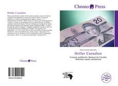 Dollar Canadien kitap kapağı