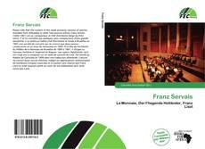 Buchcover von Franz Servais