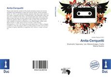Bookcover of Anita Cerquetti