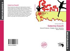 Bookcover of Caterina Caselli