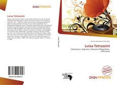 Copertina di Luisa Tetrazzini