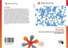 Chișinău kitap kapağı
