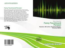 Bookcover of Fanny Tacchinardi Persiani