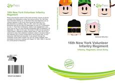 16th New York Volunteer Infantry Regiment的封面