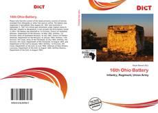 16th Ohio Battery的封面
