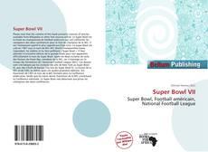 Capa do livro de Super Bowl VII