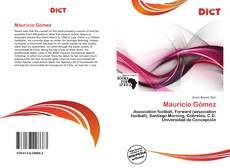 Buchcover von Mauricio Gómez