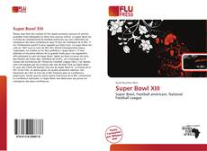 Bookcover of Super Bowl XIII