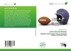 Buchcover von John David Booty