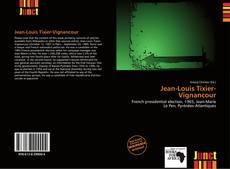 Bookcover of Jean-Louis Tixier-Vignancour