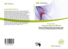 Bookcover of Joseph Banks Rhine