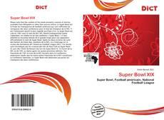 Buchcover von Super Bowl XIX