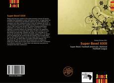 Buchcover von Super Bowl XXIII
