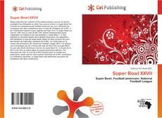 Super Bowl XXVII的封面
