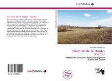 Bookcover of Histoire de la Haute-Vienne