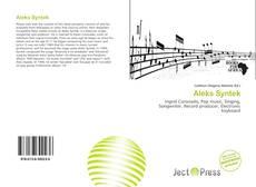 Portada del libro de Aleks Syntek