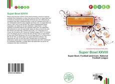 Copertina di Super Bowl XXVIII