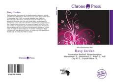 Davy Jordan kitap kapağı