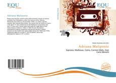 Portada del libro de Adriana Maliponte