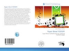 Capa do livro de Super Bowl XXXIV
